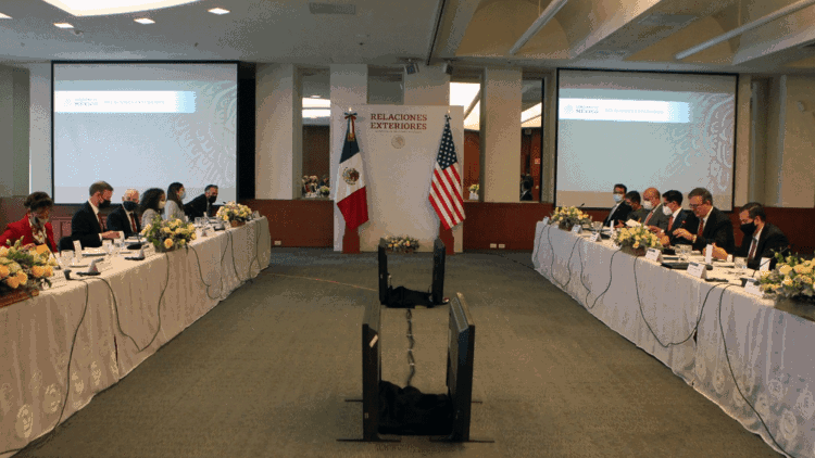 EU y México reanudan Diálogo Económico de Alto Nivel en pausa desde 2016